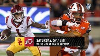 USC-Utah football game preview