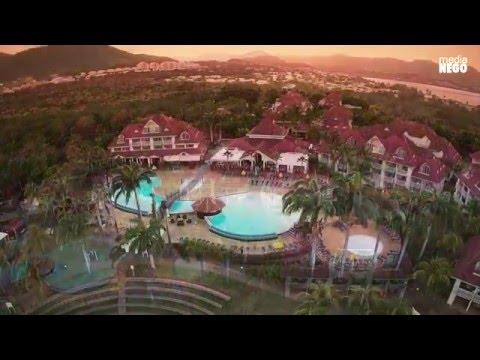 Vue aérienne du Village Club Pierre et Vacances - Martinique
