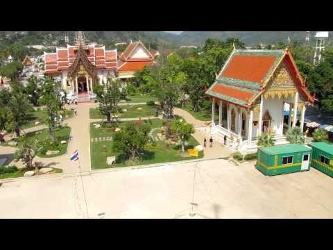 Chalong Temple (Wat Chalong)