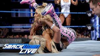 HINDI - Natalya, Carmella & Tamina vs. The Riott Squad: SmackDown LIVE, 2 January 2018