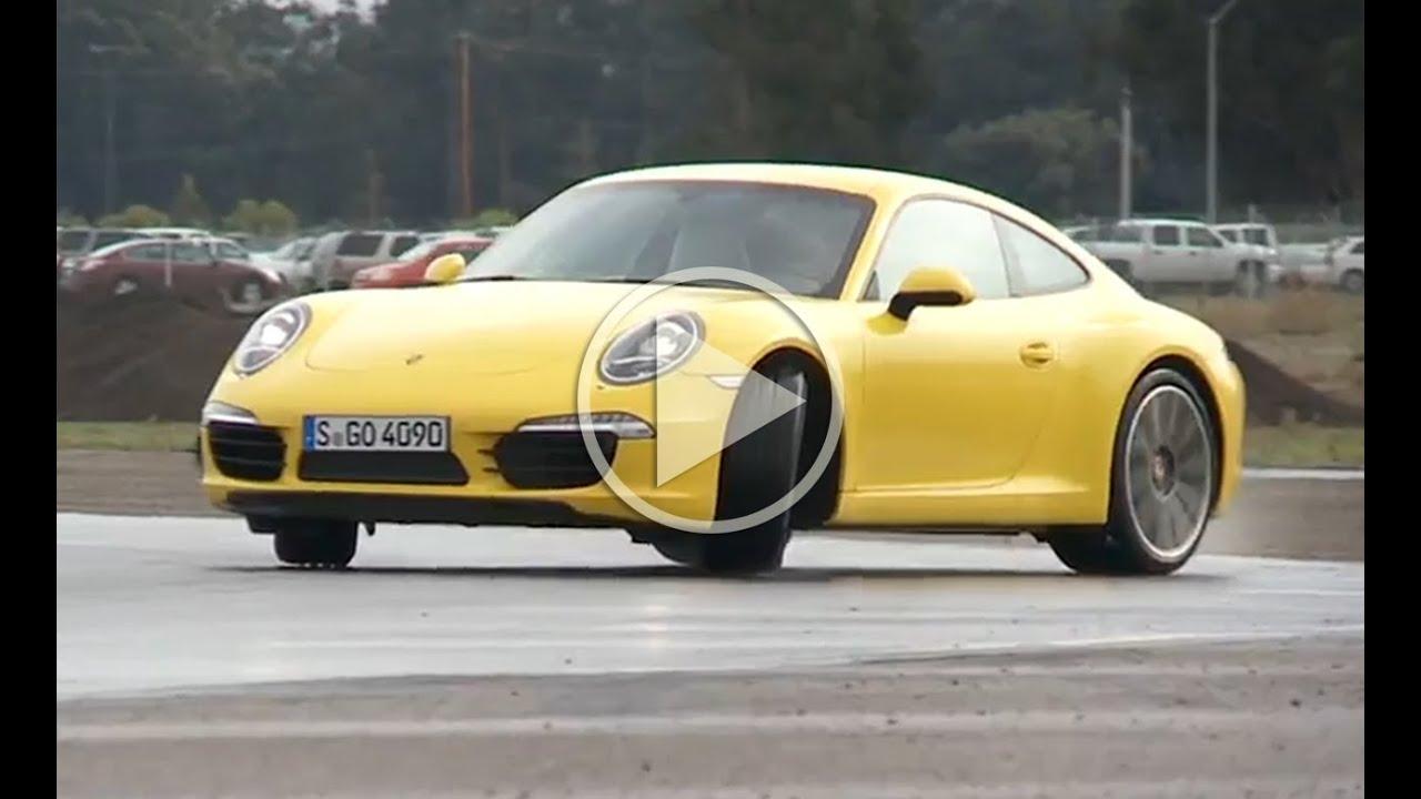 2012 Porsche 911 Carrera S - Porsche 911 Carrera S Road Test with