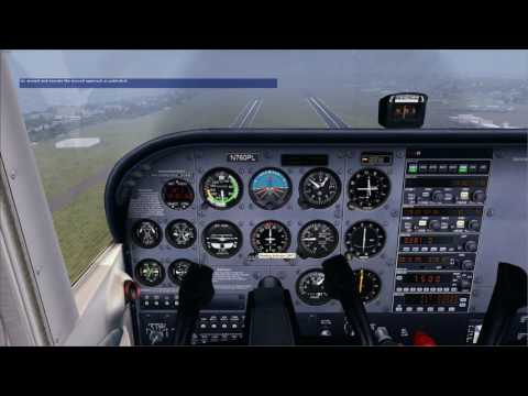 FSX Instrument Rating Checkride Steam Edition NO AUTOPILOT Full
