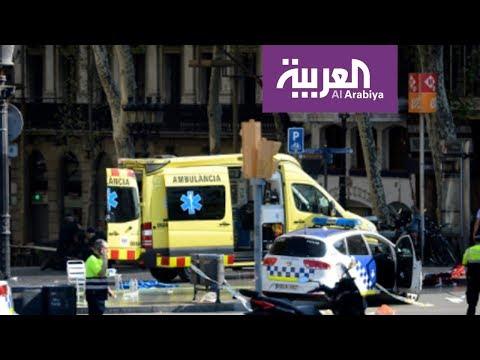 شاهد عملية الدهس في برشلونة  - نشر قبل 1 ساعة