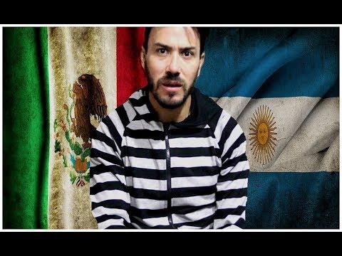 Argentina Odia a México - Jorge Amarilla