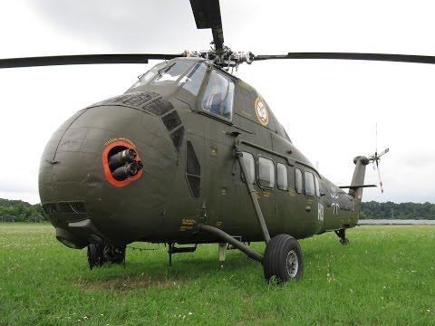 Meravo S-58C - Pleasure flight around Oedheim Heliport (EDGO), Germany