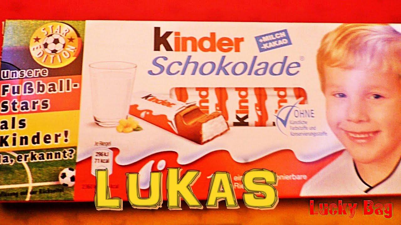 Kinder Lukas Podolski