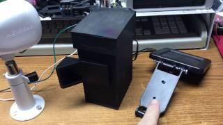 Arlo camera solar pier hack