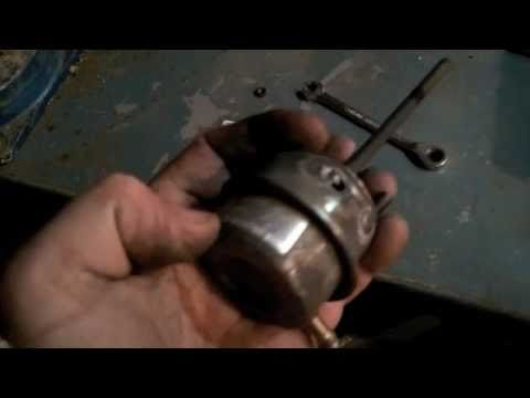 Redneck turbo wastegate actuator BUILD YOUR OWN!