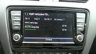 Обновляем прошивку Columbus на Octavia A7 и странный глюк
