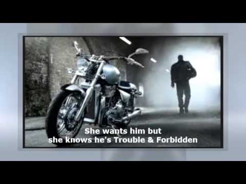 Book Trailer & Review of: Forbidden  (Death Dealers MC #1) by Alana Sapphire, Music by Nickelback