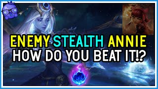 WHAT IS THIS STEALTH ANNIE?? - League of Legends