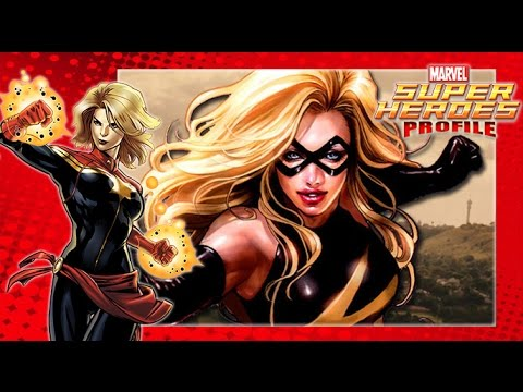 [SHP] 16 ประวัติ Captain Marvel แครอล แดนเวอร์ส ชีวิตเธอช่างพิศดาร!!