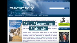 Why Magnesium Chloride?