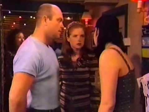 Grant Mitchell starts a fight (1998)