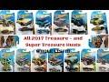 Hot Wheels 2017 Super Treasure Hunts + Treasure Hunts - ALL 30!!!