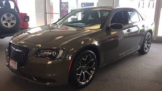 The 2018 Chrysler 300 Review