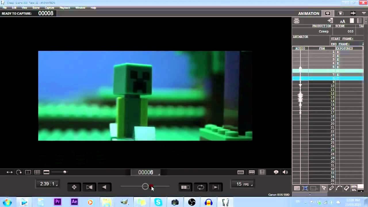 Dragonframe Walkthrough/Tutorial - YouTube