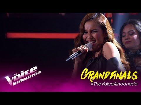 Dhoom Machale Dhoom (Aditi Singh Sharma) - Ayu Ting Ting | Grandfinal | The Voice Indonesia GTV 2019