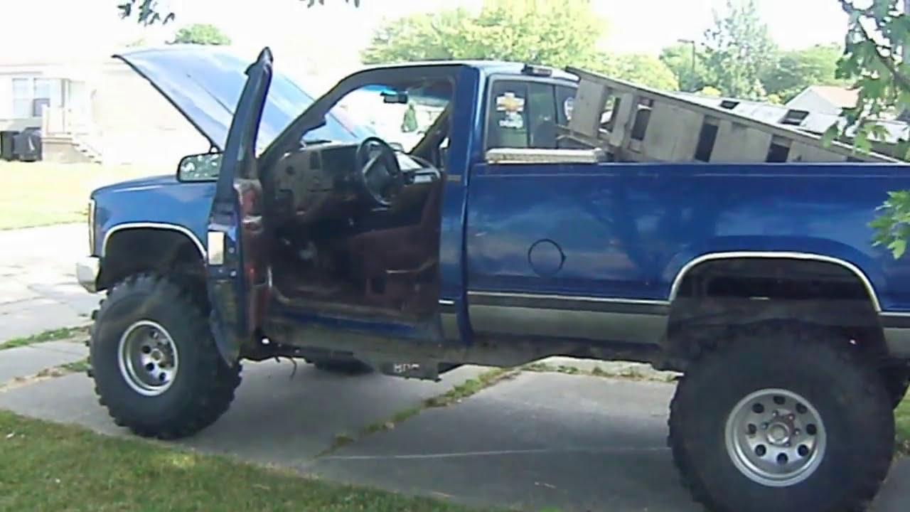 1995 chevy silverado 2500 4x4