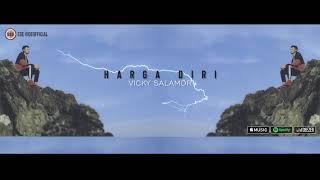 Gambar cover Vicki salamor 2019./ harga diri