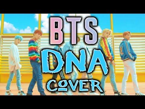 (English Cover) BTS (방탄소년단) - DNA   UMNIA