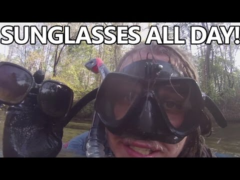 Thumbnail: River Treasure #28: A Sunglasses type of Day!!