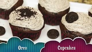 Yummy Oreo Cupcakes! I EstherDees Kitchen