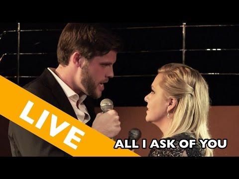 Viktoria Tocca & Carl Lindquist - All I Ask of You