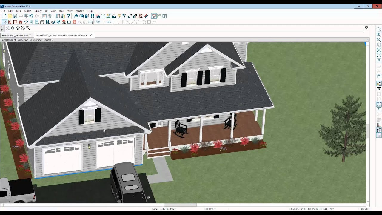 Problems within Home Designer Pro 2016 - YouTube