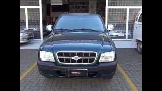 Chevrolet S10 Blazer Colina 2.4 8v 4x2 2005