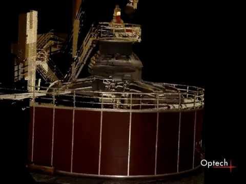 ILRIS Terrestrial Laser Scanner 3D laser scan data of Hoover Dam