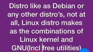 What is Android? | Is Android is a Linux Distro? | Explained in 1 minute