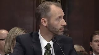 Trump judicial nominee struggles in Senate hearing