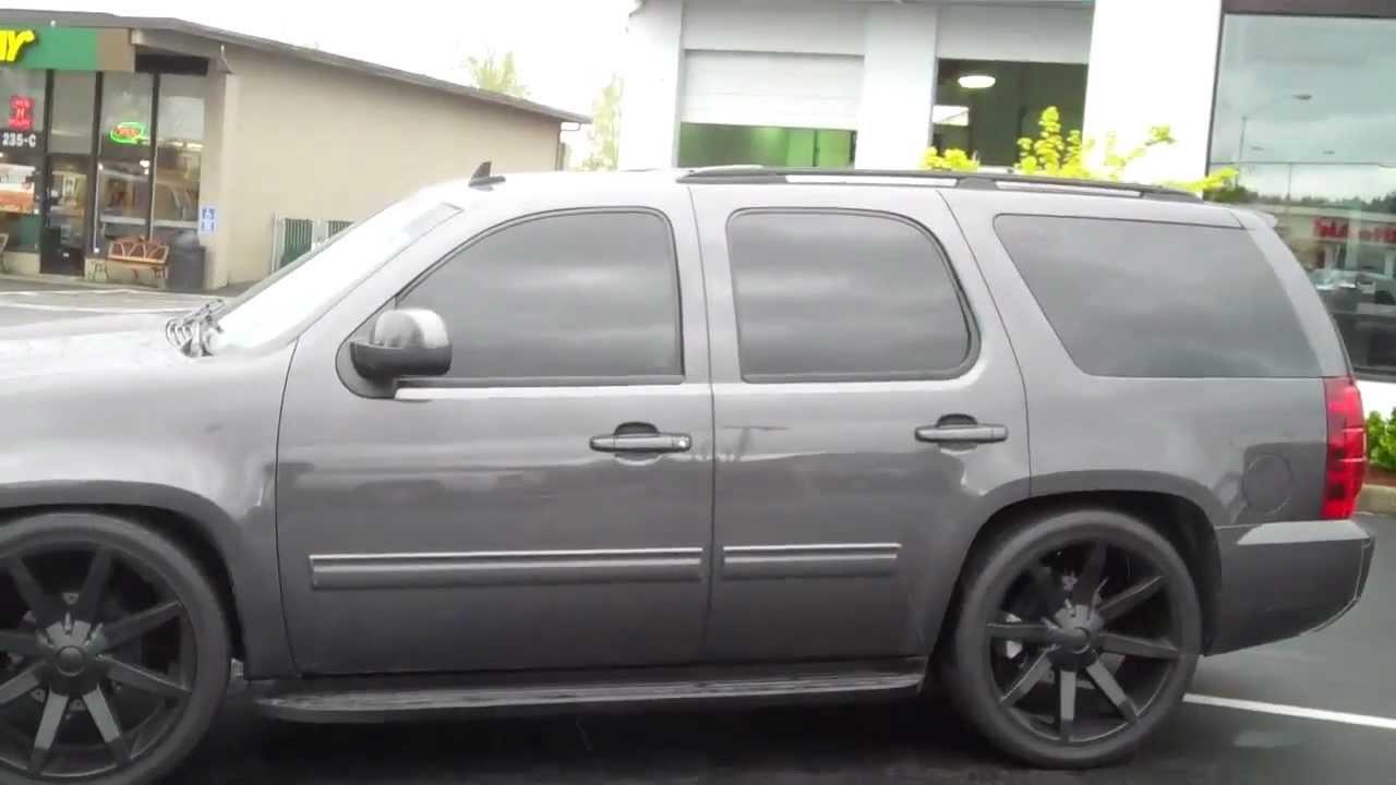 Seattle Car Dealer 2011 Chevy Tahoe V2573 - YouTube