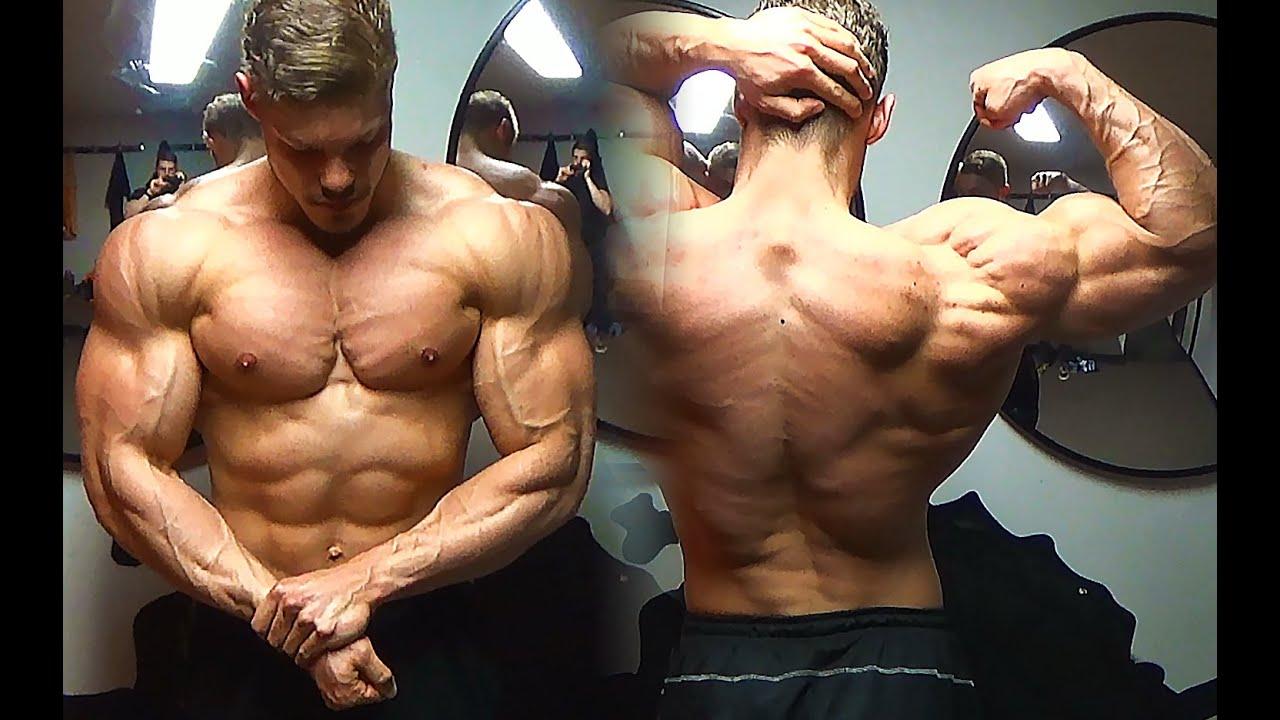 Chest & Back For Aspiring Golden Era Bodybuilders
