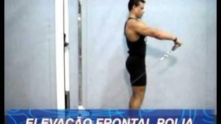 Técnica de execução de exercícios Ombros