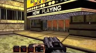 Multiplayer Action !!! Duke Nukem 3D World Tour [01]