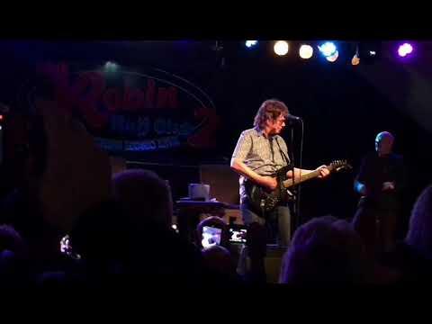 "Jim Lea (Slade) ""LIVE"" one off gig.  November 5th 2017 at the Robin 2, Bilston UK."
