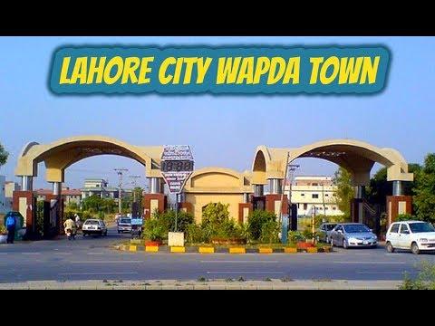 Lahore  wapda town lahore city lahore city tour