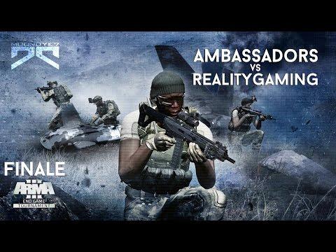 » GRAND FINAL END GAME TOURNAMENT « - Der Endboss, Realitygaminguk [ENG]