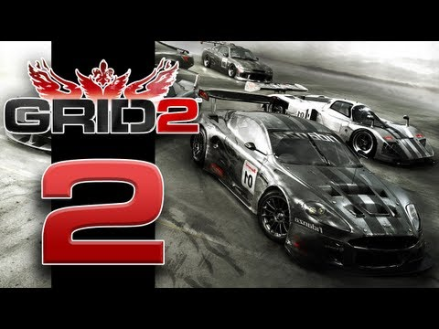 Let's Play Grid 2 - EP02 - Owning Don Murphy