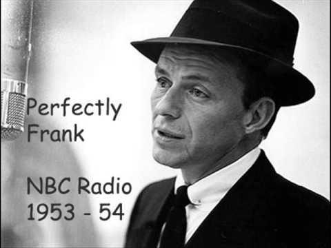 Sinatra: I've Got My Love To Keep Me Warm NBC Radio 1953 mp3