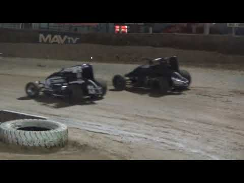 War Sprints Feature At Belle-Clair Speedway 7-6-18