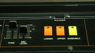 The Secret History of the Vocoder
