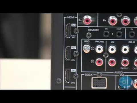 Solve Yamaha RX-V1300 problem