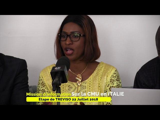 Mission d' Information sur la COUVERTURE MALADIE UNIVERSELLE en Italie