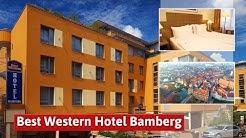 Das Best Western Hotel in Bamberg - modernes, zentral gelegenes Städtehaus