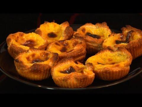 Recette portugaise : pasteis de nata