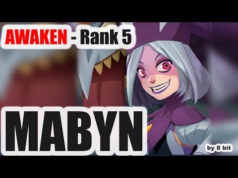 Realm Defense - MABYN Awaken, Unlock Rank 5 And TEST