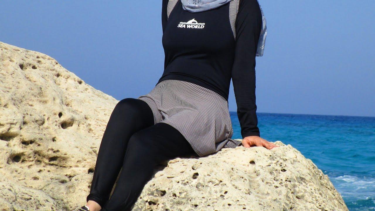 ملابس للبحر والصيف للمحجبات /summer hijab outfits 2